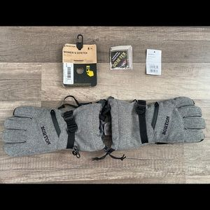 Burton snowboarding women gloves size XS